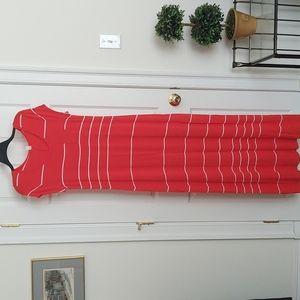 EUC Old Navy Maxi Dress Size M